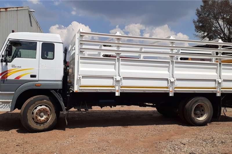 Tata Truck Cattle body Tata 1518C EX2 Cattle Body 8 Ton 2011