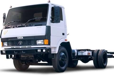 Tata Truck Chassis cab LPT 1216 (6 Ton Truck) 2019