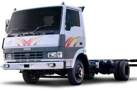 Tata Truck Chassis cab LPT 813 (4T) (5 Year / 500 000km Warranty) 2019