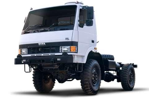 Tata Truck Chassis cab LPTA 715 (3.5 Ton 4X4) 2019