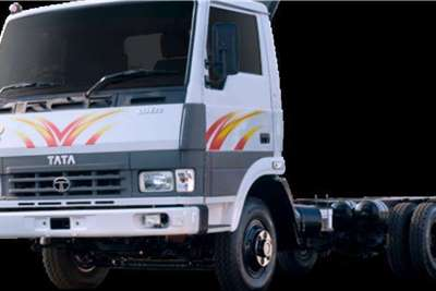 Tata Chassis cab New   TATA LPT 813 Chassis Cab (4 Ton Payload) Truck