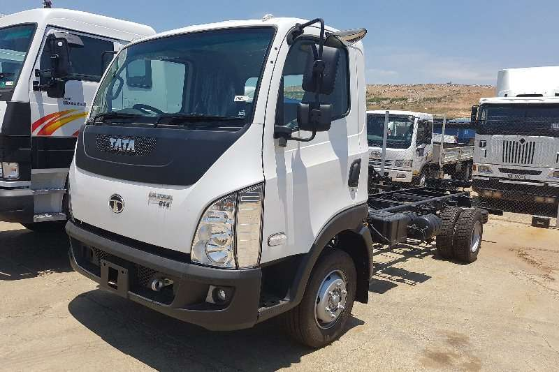Tata Truck Chassis cab NEW  Tata Ultra 814 Chassis Cab (4 5 ton payload) 2019