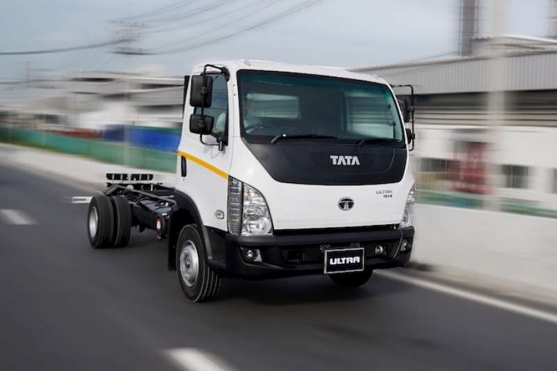 Tata Truck Chassis cab Tata Ultra 1014 (5.5 Ton Payload) 2019