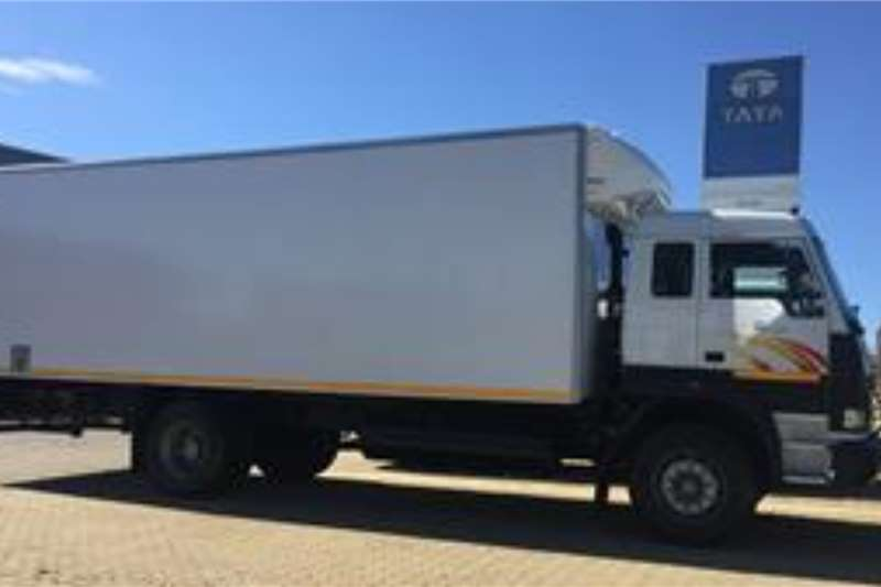 Tata Truck Closed body TATA 8 TON VAN BODY LPT 1518 TRUCK NEW 2020