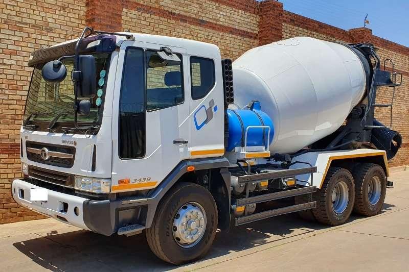 Tata Truck Concrete mixer 3439,WITH MIXER EQUIPMENT 2014