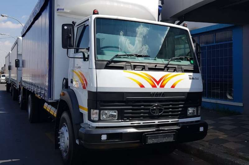 Tata Truck Curtain side Tata 8 ton Tautliner, built to size 2019