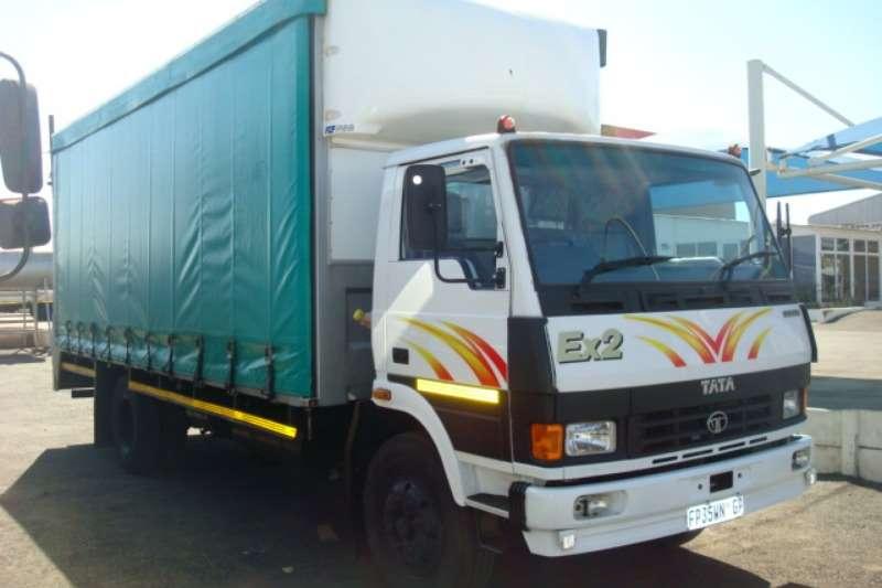 Tata Truck Curtain side TATA LPT 1216 CURTAIN SIDE / TAUTLINER 6 TON 2016