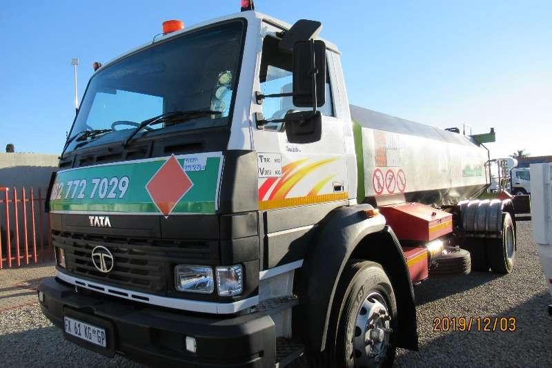 Tata Truck Diesel Tanker Tata 1623C Tanker 2017
