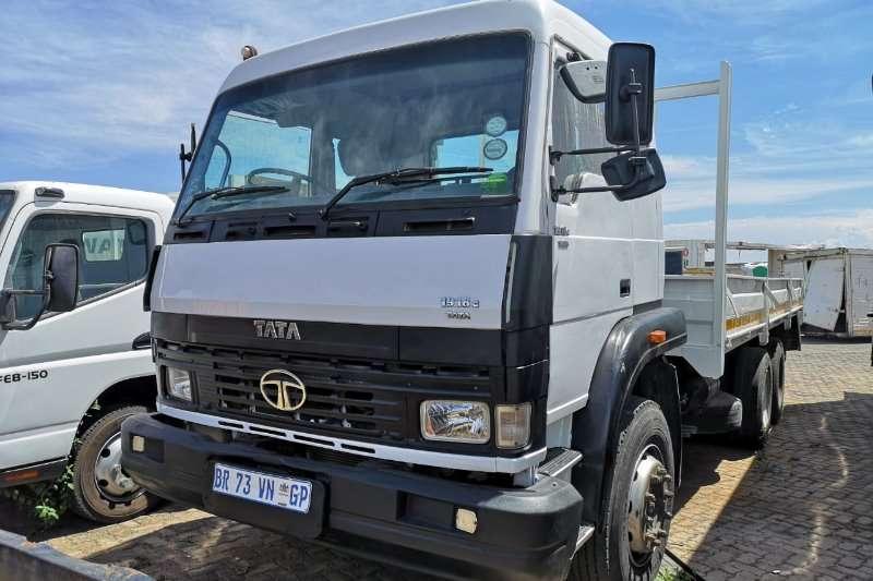 Tata Truck Dropside 1918 2012