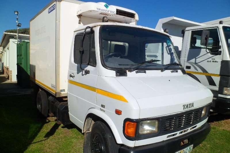 Tata Truck Dropside 407 2 ton Refrigerated 2008