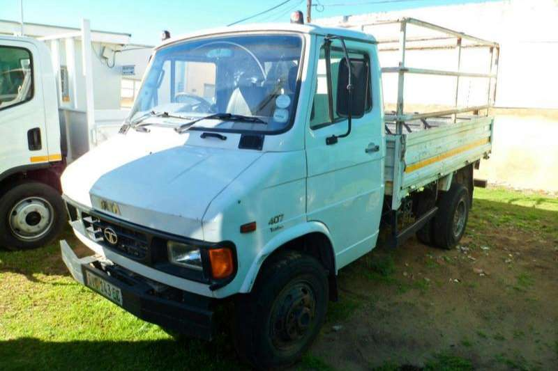 Tata Truck Dropside 407 2007