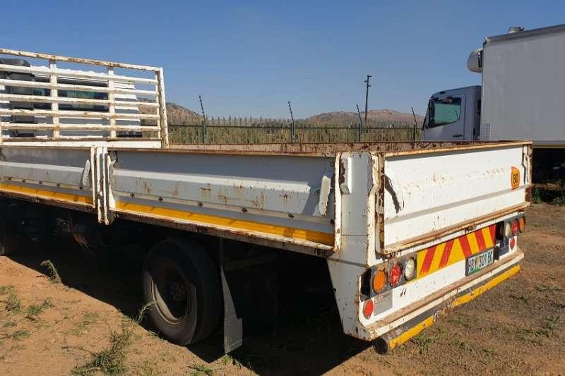 Tata Truck Dropside 813 EX2 Dropsides 2013