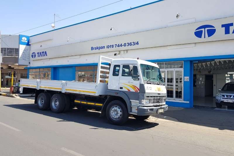Tata Truck Dropside Tata 1518 drop sides ( 4 to choose from ) 2006