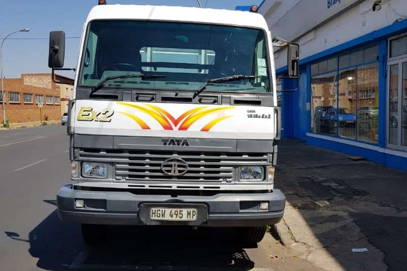 Tata Truck Dropside Tata 1518 drop sides ( 4 to choose from ) 2012