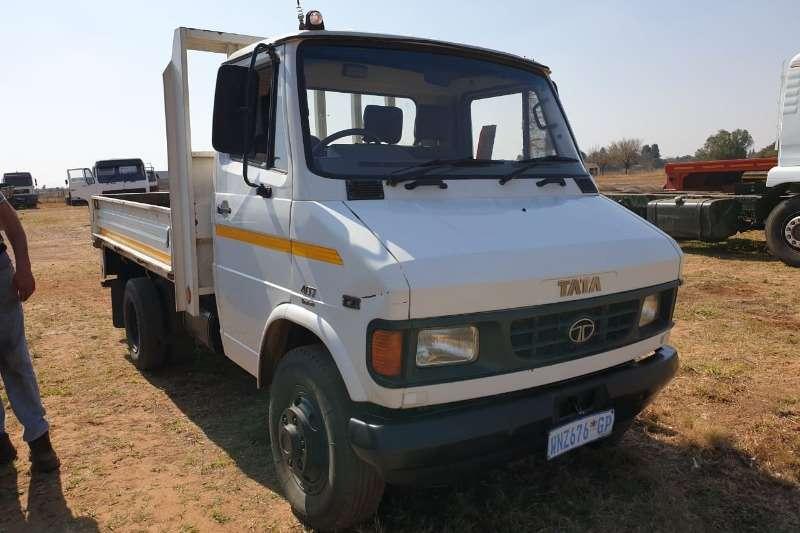 Tata Truck Dropside TATA 407 DROP SIDE 4 TON 2006