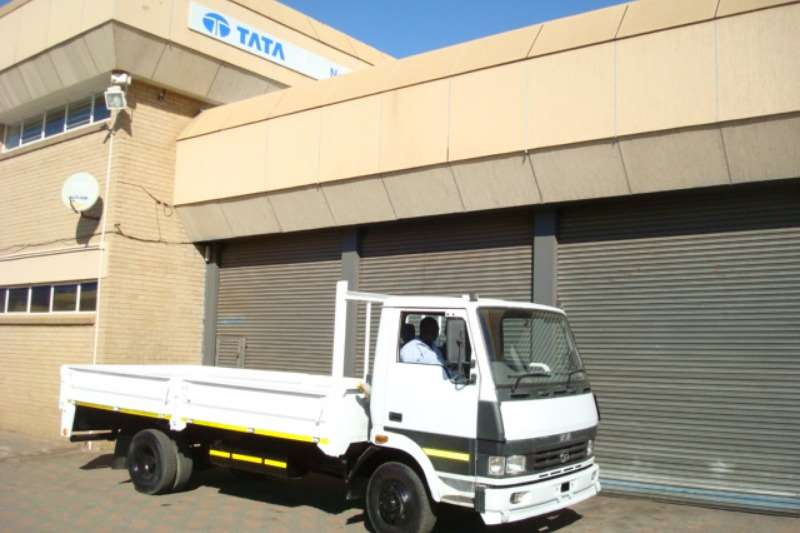 2016 Tata TATA LPT 813 EX2 4 TON TIPPER Dropside Truck for