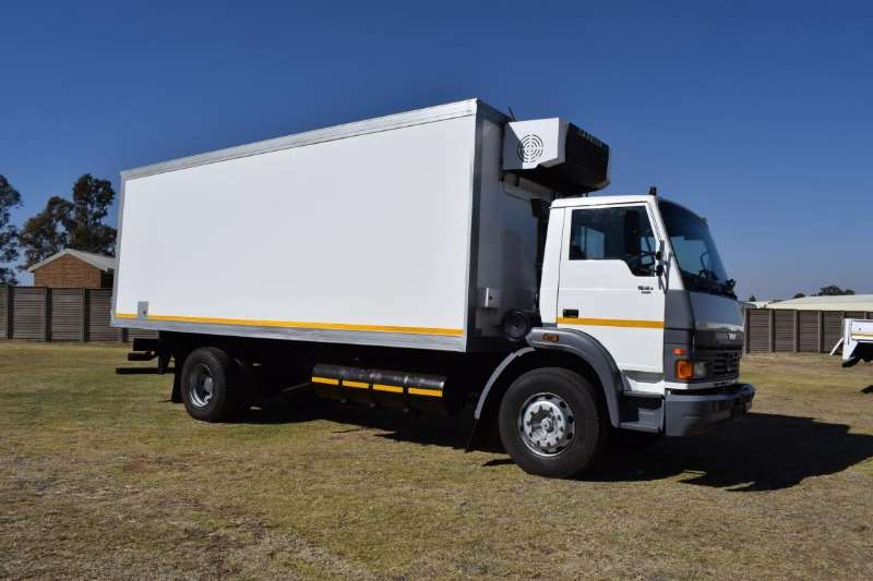 Tata Truck Fridge truck 1518c Refrigerated Body (8 Ton ) 2008