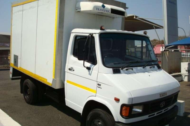 Tata Truck Fridge truck TATA SFC 407 REFRIGERATED BODY 2012