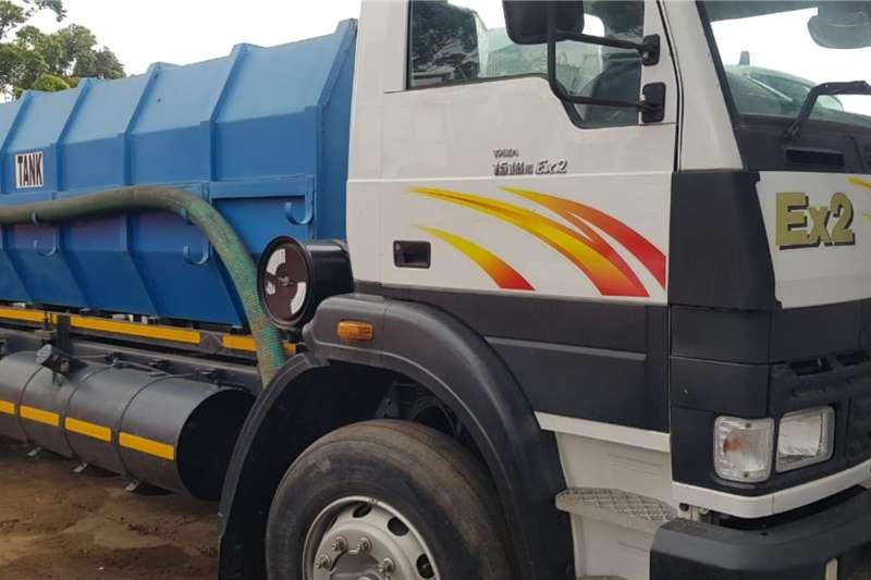 Tata Truck Honey sucker 1518 2017