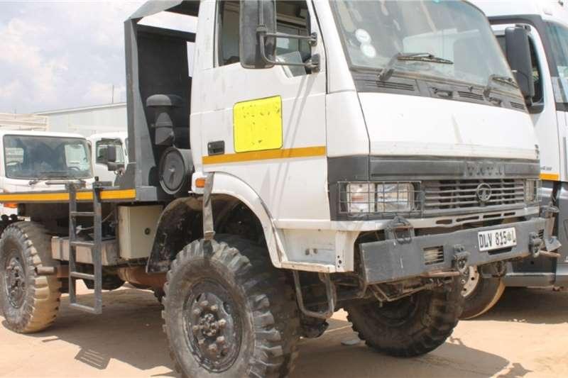 Tata Truck LPT 715 4x4 Flat Deck 2015