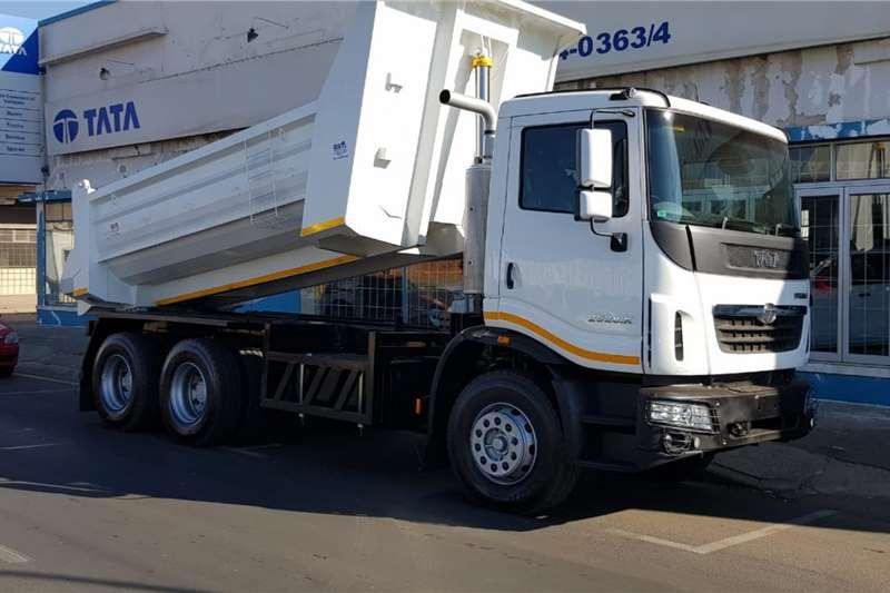 Tata Truck New Prima 2528K 10mTipper 2020