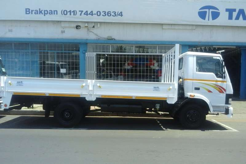 Tata Truck New Tata 1518 8 Ton Drop Side 2019
