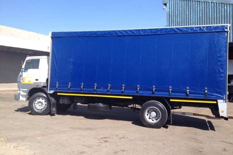 Tata Truck Other TATA 1518 8 TON TAUTLINER BODY 2019