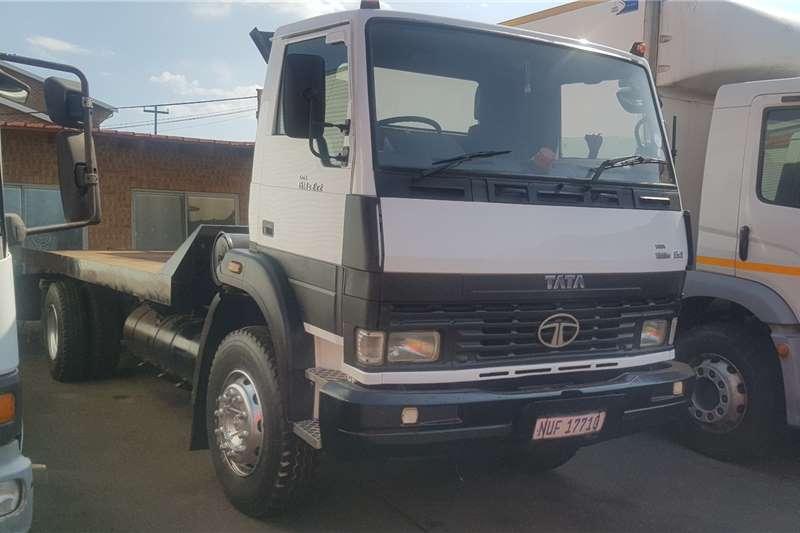Tata Truck Roll back 1518 2013