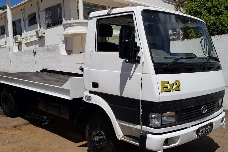 Tata Truck Roll back 713s 2003