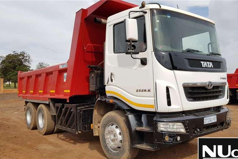 Tata Truck TATA PRIMA 2528.K TIPPER TRUCK 2015