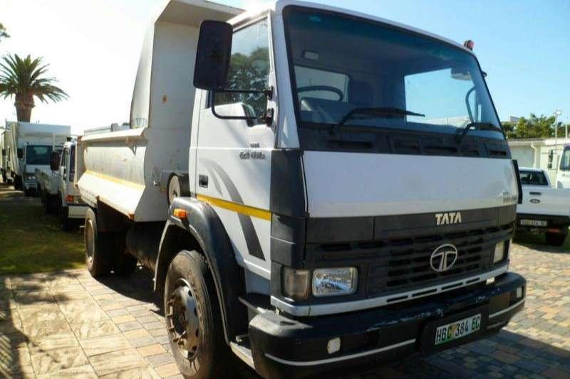 Tata Truck Tipper 1518 6CUBE 2013