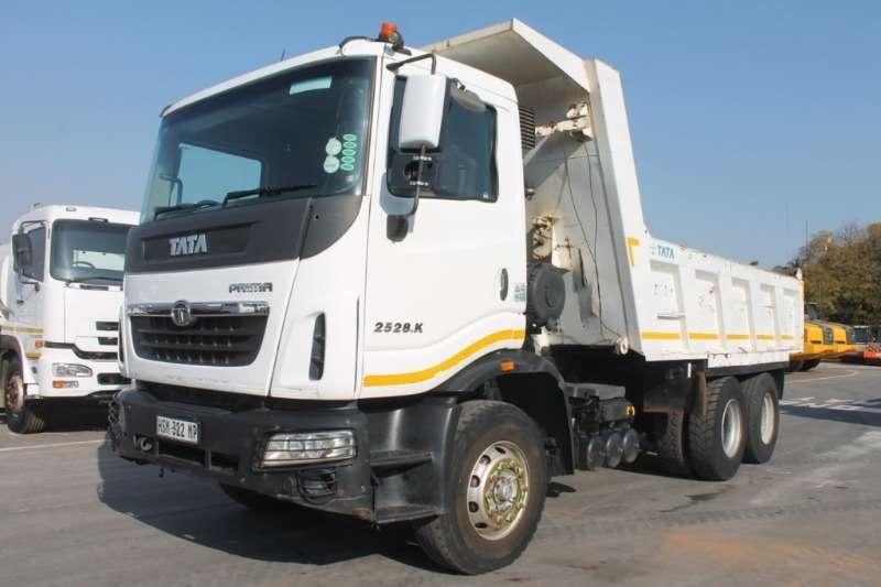 Tata Truck Tipper 2528.K 6x4 Tipper