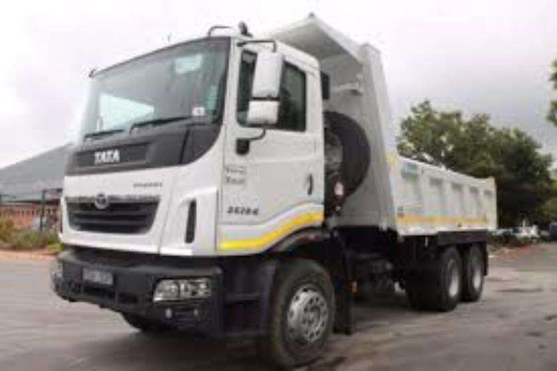 Tata Truck Tipper New Prima 2528K 10mTipper 2019