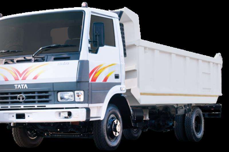 Tata Truck Tipper NEW   TATA LPK813 (3,5 Cube Payload) 2019
