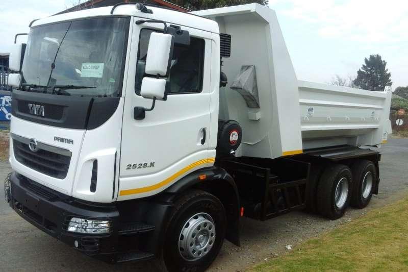 Tata Truck Tipper New Tata Prima 2528K 10Cube Tiper 2019