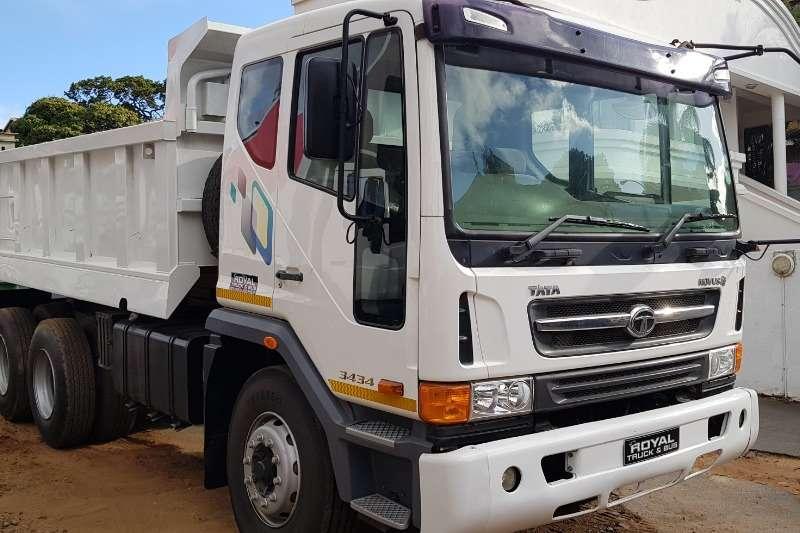 Tata Truck Tipper NOOVUS 3434 2014
