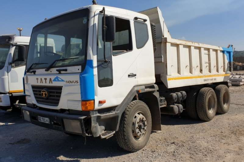Tata Truck Tipper Novus 12m3 Tipper