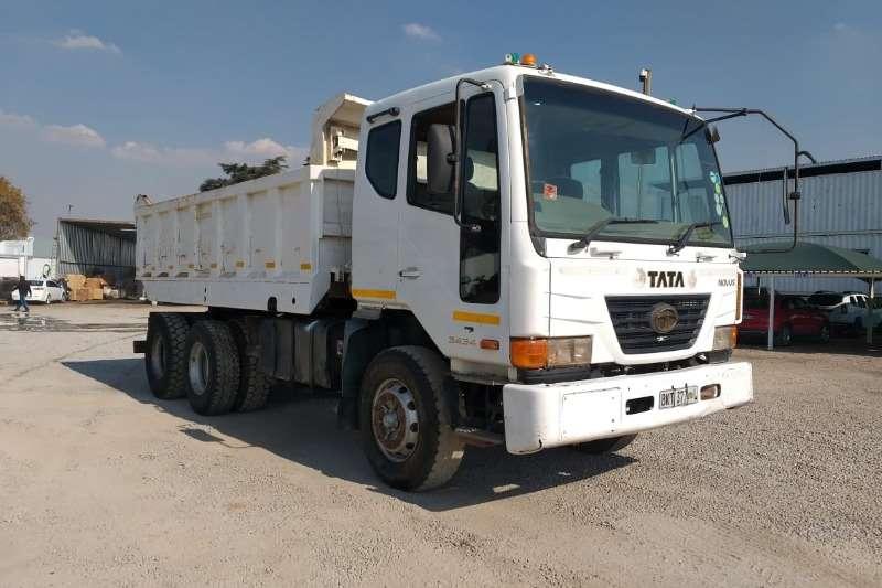 Tata Truck Tipper Novus 34 34 2008