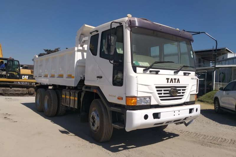 Tata Truck Tipper Novus 34 34 2013