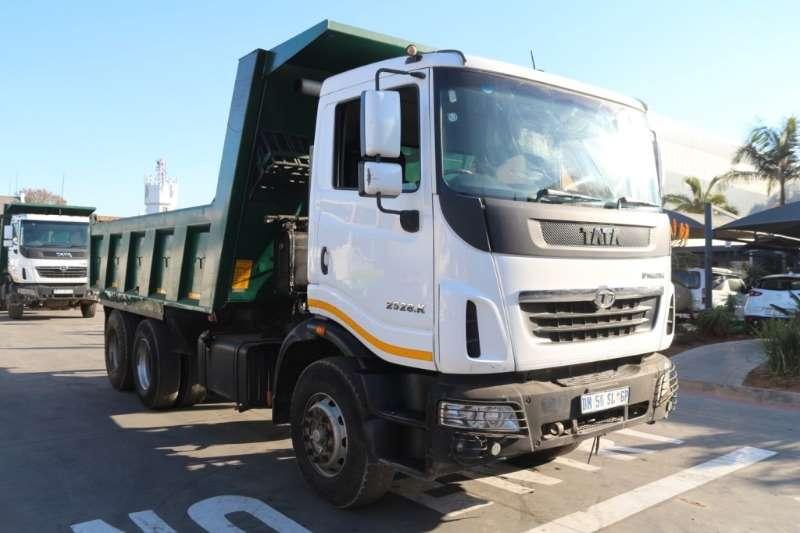 Tata Truck Tipper Prima 2528K 6x4 Tipper 2015
