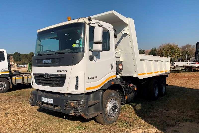 Tata Truck Tipper TATA 2528.k Prima 10 cube tipper 2014
