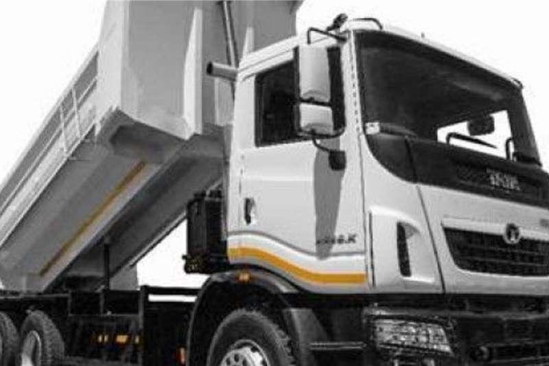 Tata Truck Tipper TATA 2528K PRIMA TIPPER NEW 2020