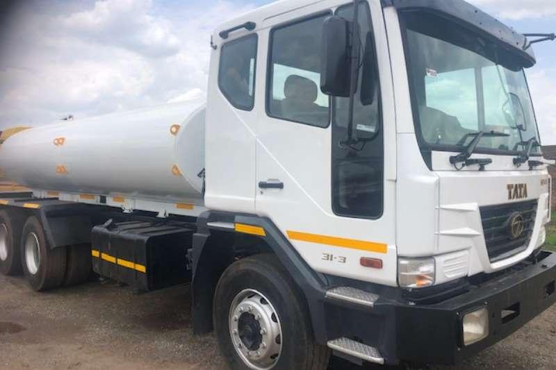 Tata Truck Tipper Tata Novus,16000l Water Tanker 2006