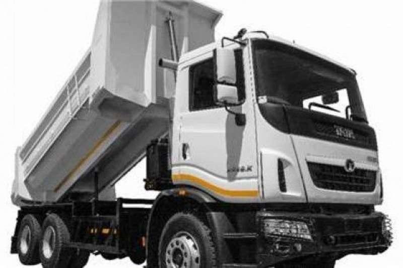 Tata Truck Tipper TATA PRIMA 2528K TIPPER NEW 2019