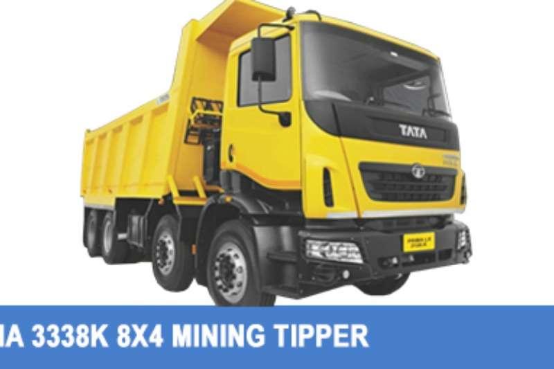 Tata Truck Tipper TATA PRIMA 3338K TIPPER NEW 2019