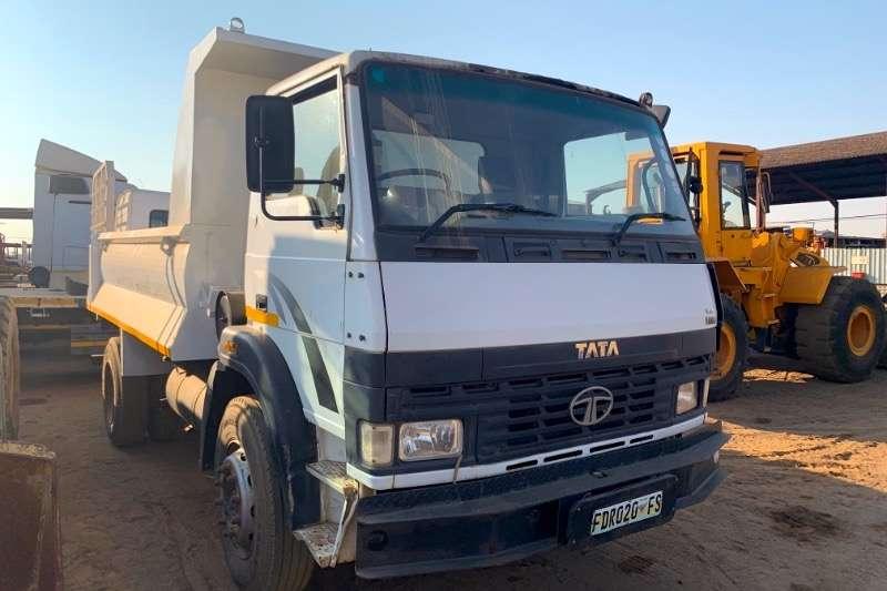 Tata Truck Tipping body 1518 6 CUBE 2012