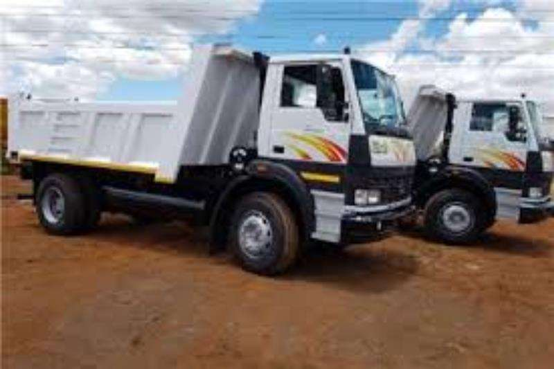 Tata Truck Tipping body New Tata 1518 Tipper 2019