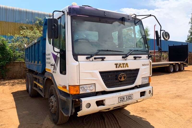 Tata Truck Tipping body NOVUS 3434 10 CUBE 2012