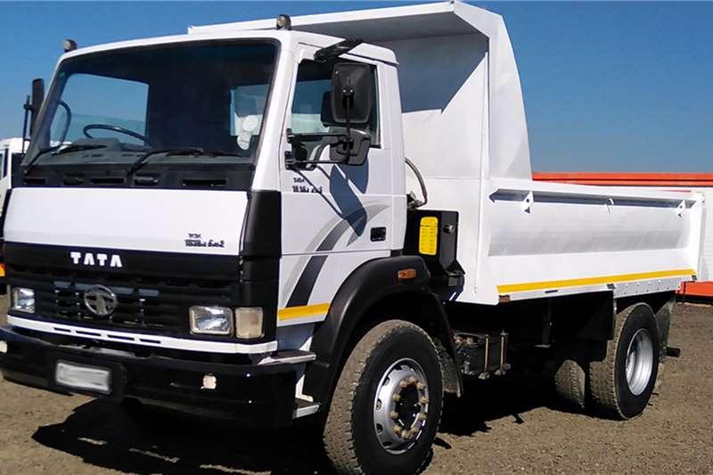 Tata Truck Tipping body TATA 1518 EX2 6 CUBE TIPPER 2013