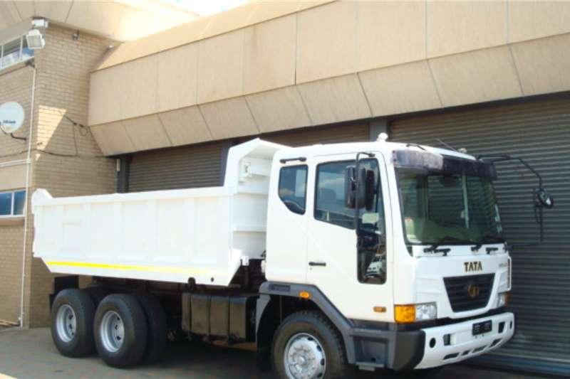 Tata Truck Tipping body TATA NOVUS 3434 10 CUBE TIPPER 2007